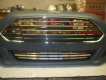 FORD FIESTA  MK 9 ZETEC   FRONT BUMPER  COMPLETE  INC GRILLS   2014  2015  2016   NEW  NEW  ( READY TO PAINT + FIT ) (1)